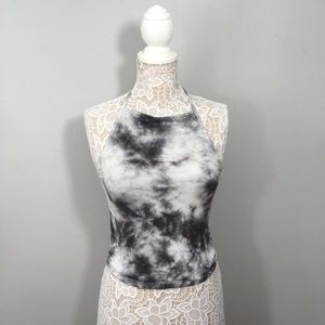 American Eagle Outfitters Tie Dye Top